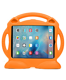 Baby Oodles Engine Face IPad Case - Orange