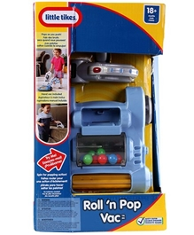 Little Tikes - Roll and Pop Vac