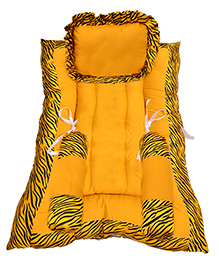 Get It Reversible Baby Sleeping Bed Set - Yellow