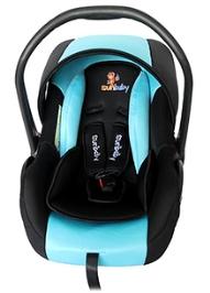 Sunbaby Blue Car Seat - SB 806