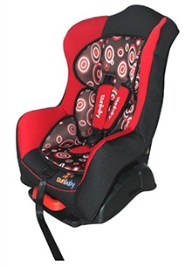 Sunbaby Orion Car Seat SB 827 Red - Upto 18 Kg