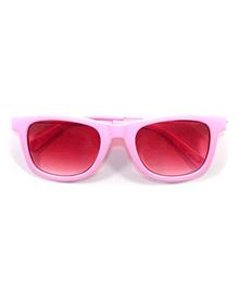 Kidofash Trendy Wayfarer Sunglasses - Pink