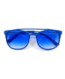 Kidofash Classy Square Frame Sunglasses - Blue