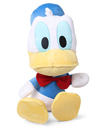Disney Donald Dick Big Head Soft Toy Multi Color - Height 43 Cm