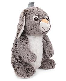 Starwalk Bunny Backpack Grey - Height 15 inch