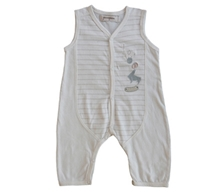Gron - Comfortable Sleeveless Romper Suit