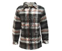 Gron - Full Sleeves Checks Shirt