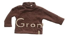 Gron - High Neck Sweat Shirt