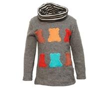 Gron - Full Sleeves High Neck Sweat Shirt