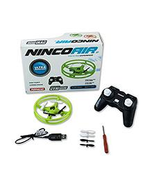 Ninco Air Ovni Remote Control Drone - Green
