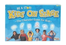 Kids On Stage The Charades Game For Kids