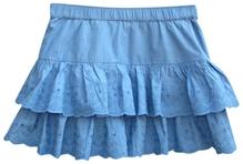 Beebay -  Layered Skirt with Cut Work
