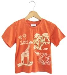 Beebay - T-Shirt With Animal Print
