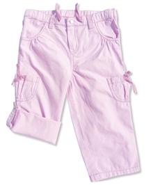 Beebay - Turn Up Pink Capri
