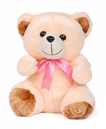 Liviya Teddy Bear Soft Toy Cream - Height 25 Cm