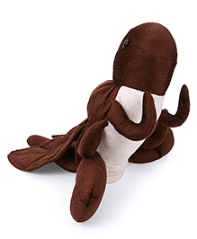 IR Hand Cricket Puppet Soft Toy Brown - 45 Cm