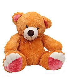 Liviya Teddy Bear Brown Red - 36 Cm