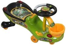 Ben 10 Eco Magic Twister Car - Green