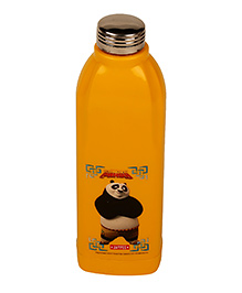 Kung Fu Panda Go Cool Insulated Water Bottle Orange - 600 Ml