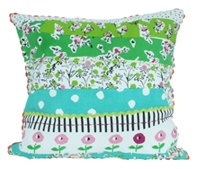 L'Orange - Floral Print Cushion