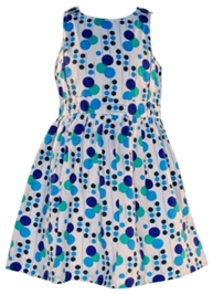 Nauti Nati - Sleeveless Bubble Printed Dress