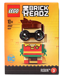 Lego Brick Headz Robin Red Green - 101 Pieces