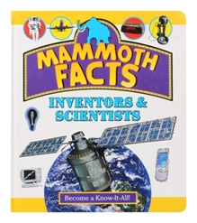 Mammoth Facts Inventors And Scientists