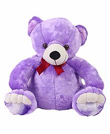 Liviya Teddy Bear Soft Toy Purple - Height 51.5 Cm