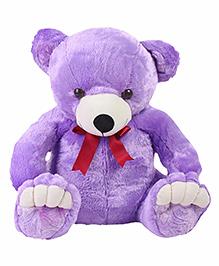 Liviya Teddy Bear Soft Toy Purple - Height 55 Cm