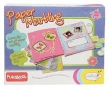Funskool - Paper marbling