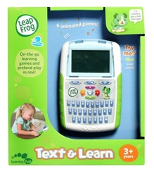 Leap Frog - Text & Learn