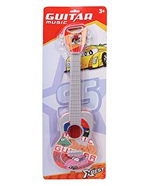 Sunny Guitar - Grey Pink