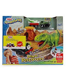 Mattel Dino Track Set - Multi Color