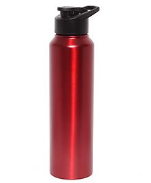 Pexpo Chromo Sipper Bottle Matt Red - 1000 Ml