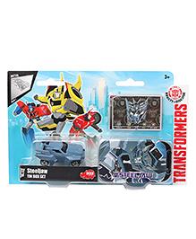 Transformers RID Steeljaw Tin Box Set - Blue