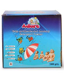 Adore Baby Antibacterial Laundry Detergent Powder - 1000 Gm