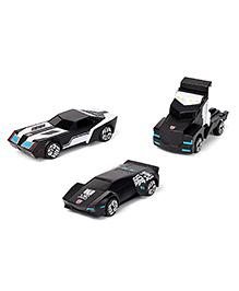Transformers RID Car Pack Of 3 - Black
