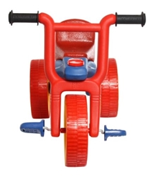 OK Play Tricycle Pacer - Red
