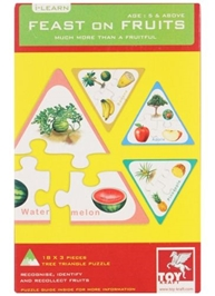 Toy Kraft - Feast On Fruit Puzzle