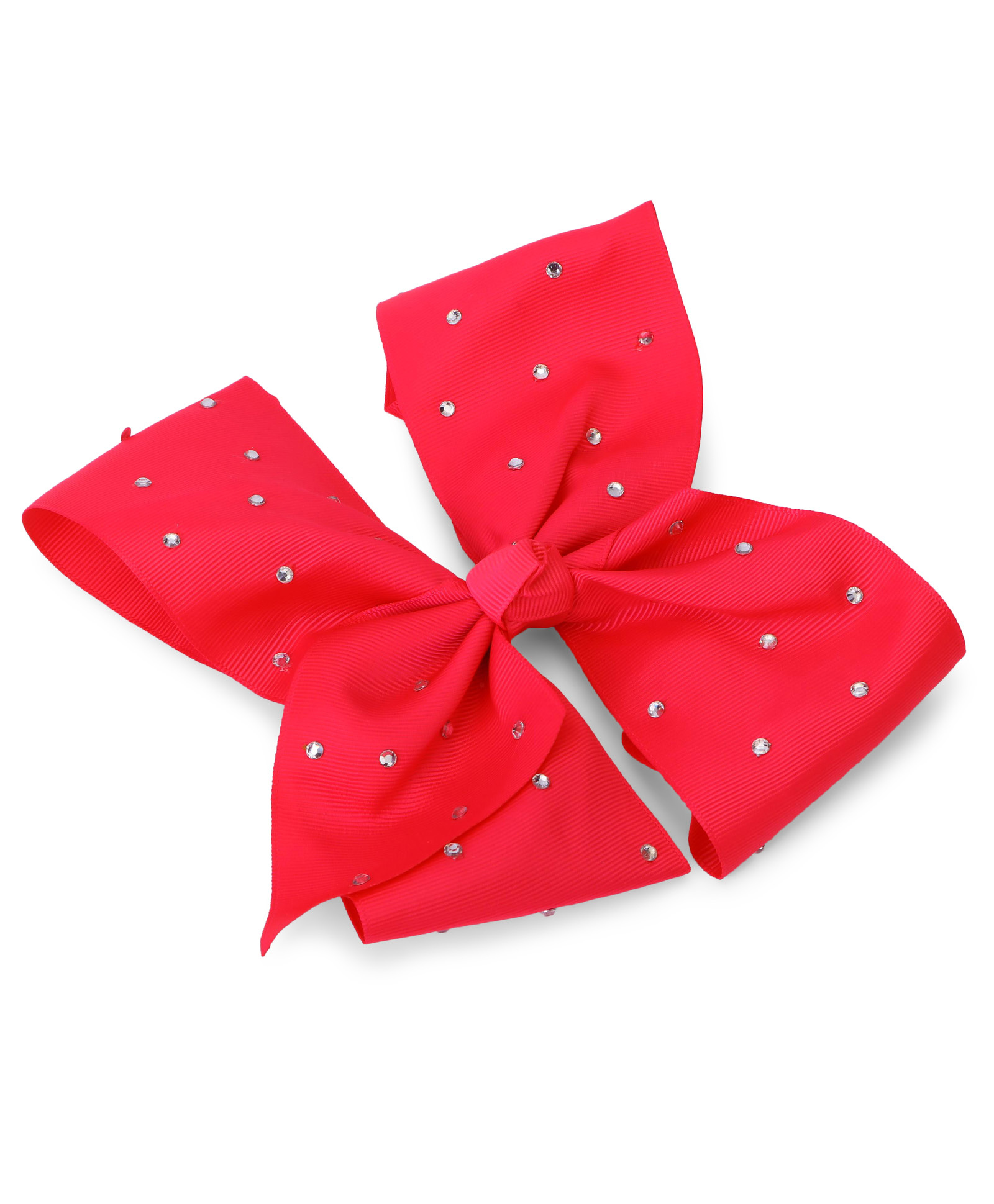 Bowtastic Large Bow Clip - Dark Pink