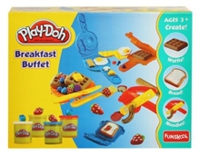 Funskool - Play Doh Breakfast Buffet