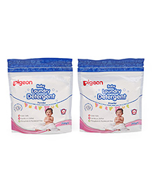 Pigeon Baby Laundry Detergent Powder 200 Gm - Pack Of 2