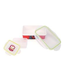 Servewell Spider Man Lunch Box Set - Red