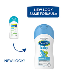 Cetaphil Baby Massage Oil With Shea Butter - 200 Ml