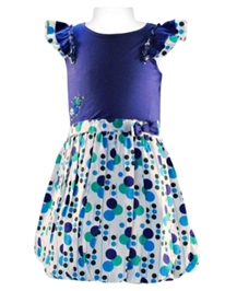 Nauti Nati - Short Sleeves Skirt Style Dress