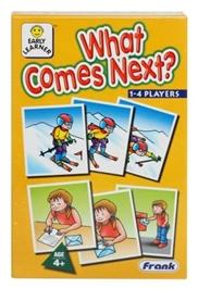 Frank - Puzzle - What Comes Next
