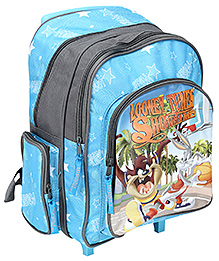 Looney Tunes Trolley School Bag - 14 Inches