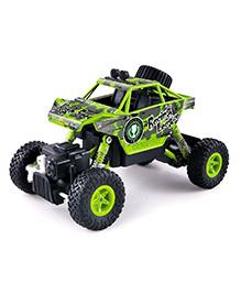 Flyers Bay Remote Control Toy Rock Crawler - Green