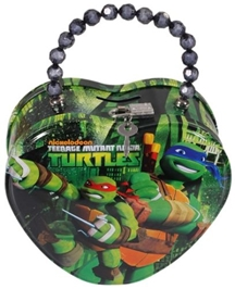 Ninja Turtles - Coin Bank
