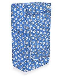 1st Step Wardrobe Fish Print - Blue